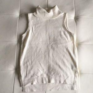 Jcrew Mercantile Turtleneck Sweater Tank Top